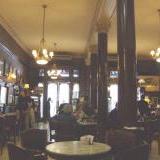 Café Tortoni - Inside
