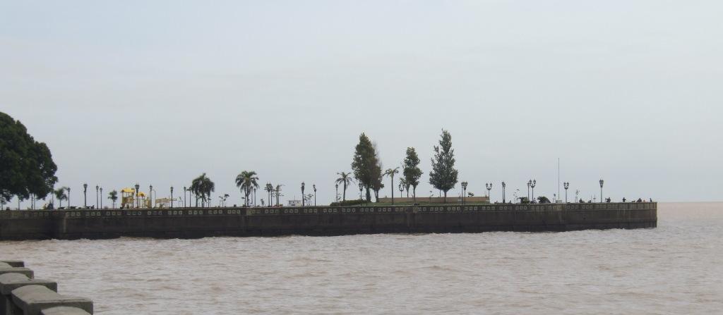 Plaza Puerto Argentino - View