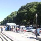 Street Food Vendor - Costanera Sur