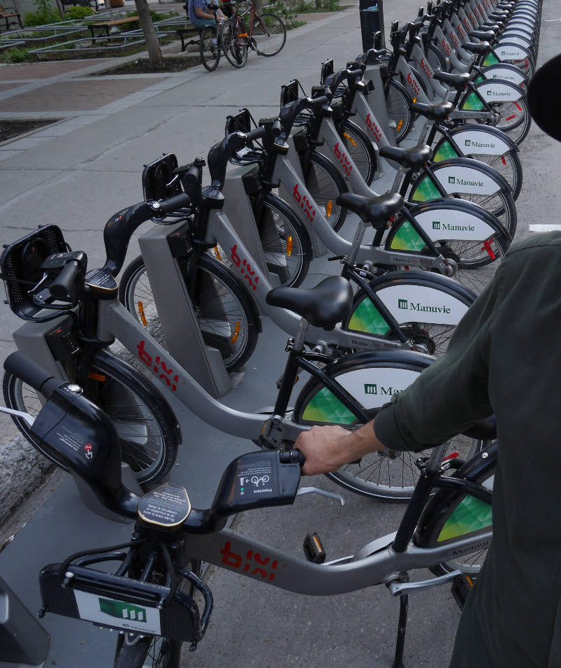 Montreal BIXI Bike - MonTransit APK for iPhone | Download ...